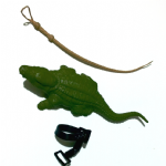 GI Joe 1987 Croc Master  v1 spare accessories @sold@